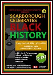 Scarborough Celebrates Black History